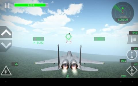 超音速战斗机安卓官方正式版手游下载