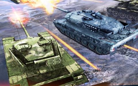 坦克射击安卓官方最新公测版手游下载