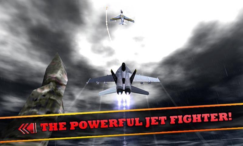 F18战斗机安卓官方最新版手游下载v1.9截图1