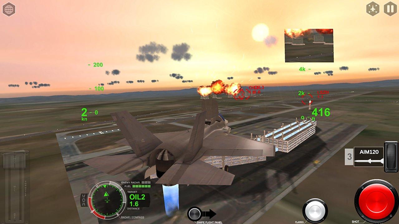 模拟空战安卓官方最新版手游下载v3.1截图0
