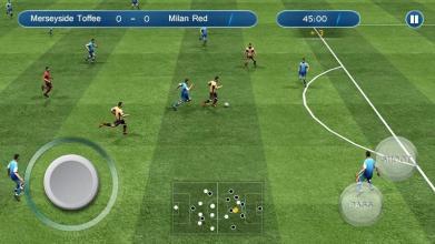 终极足球安卓官方中文版手游下载v1.1.7截图1