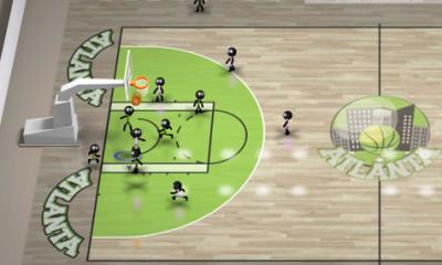 火柴人篮球安卓官方最新版手游下载截图0