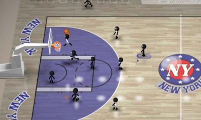 火柴人篮球安卓官方最新版手游下载截图1