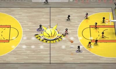 火柴人篮球安卓官方最新版手游下载截图2