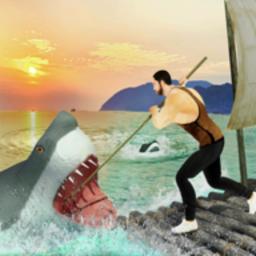 生存猎人木筏逃生安卓官方最新正版v1.0