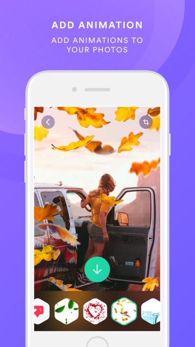 overly effect拍照app手机免费下载v1.0截图2