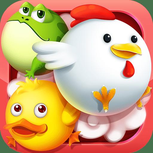 疯狂动物雨安卓官方版手游下载v1.2.0