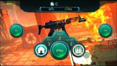 反恐精英射击手游安卓最新测试版截图1
