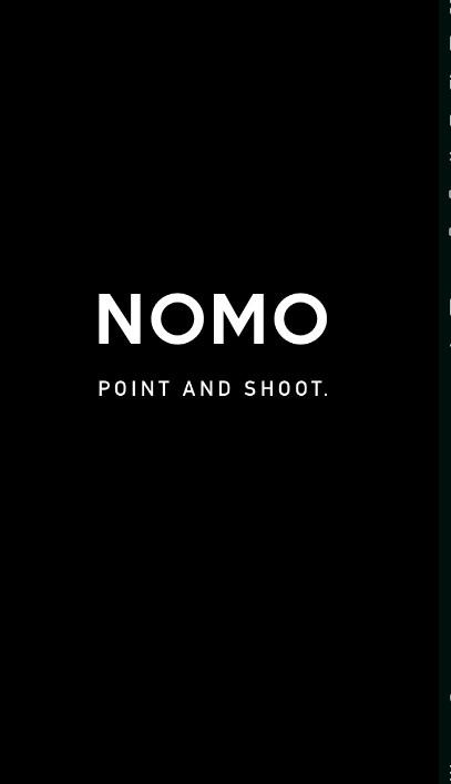nomo相机官方app安卓最新版v1.5.4截图0