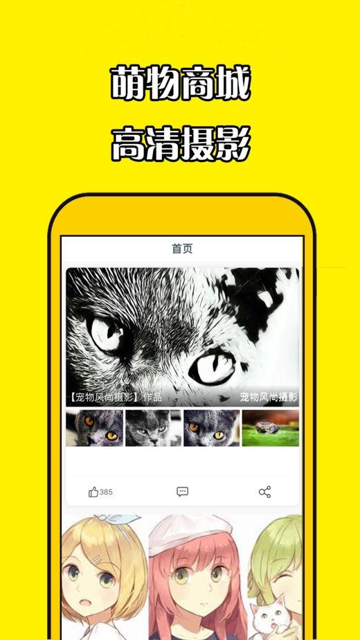 喵盟Meow苹果版v1.0截图3