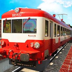 火车轨道驾驶游戏苹果版v1.0