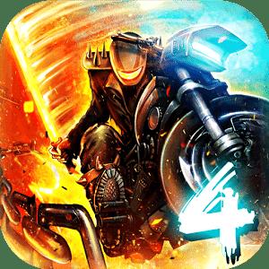 暴力摩托4安卓破解免费版手游下载v1.1.8