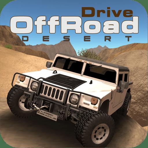 越野驾驶沙漠安卓中文版手游下载v1.0