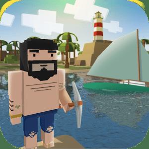 像素生存岛安卓无限金币版手游下载v1.01