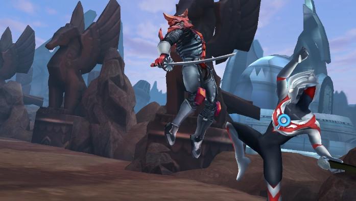 奥特曼之格斗超人安卓破解版免费下载v1.0.0截图3