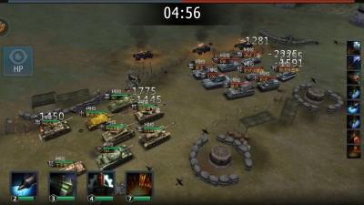 钢铁雄狮安卓官方坦克大战手游下载截图2