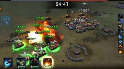 钢铁雄狮安卓官方坦克大战手游下载截图4