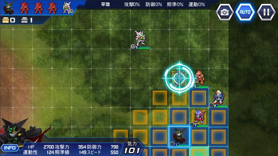 超级机器人大战DD无限D水晶地城券下载v1.0.7截图2