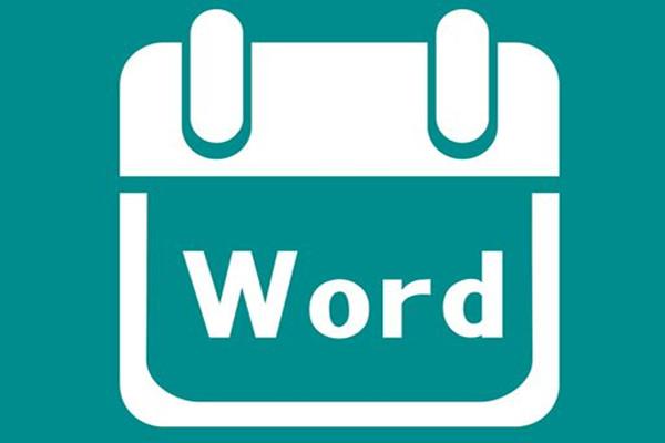 记单词app
