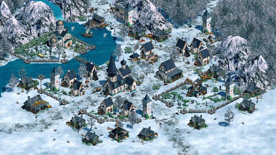 帝国时代2决定版官方战役难度排行