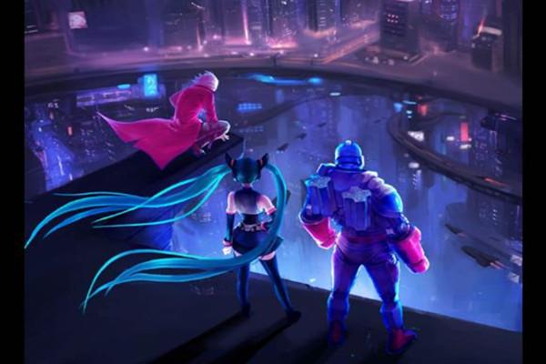 漫画英雄3D福利满v版手游下载