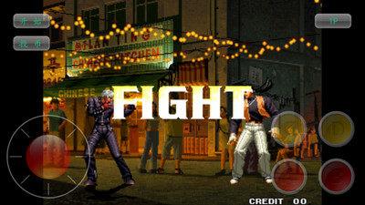 拳皇99漫画彩色版本手游下载截图1