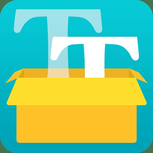 爱字体捐赠版v4.1 安卓正版