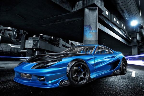 3D赛车手游