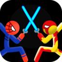 火柴人对决2无限金币双人版手游下载v2.0