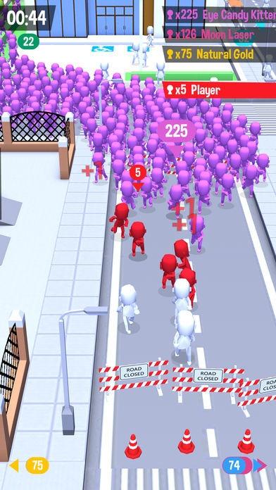 人群城市抖音同款网红手游下载v1.0截图0