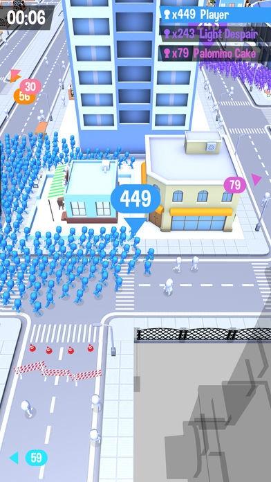 人群城市抖音同款网红手游下载v1.0截图2