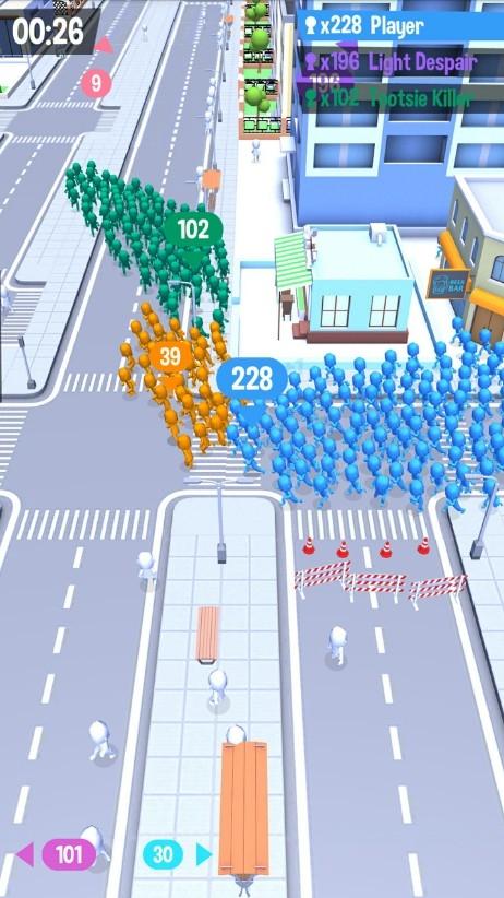 人群城市抖音同款网红手游下载v1.0截图3