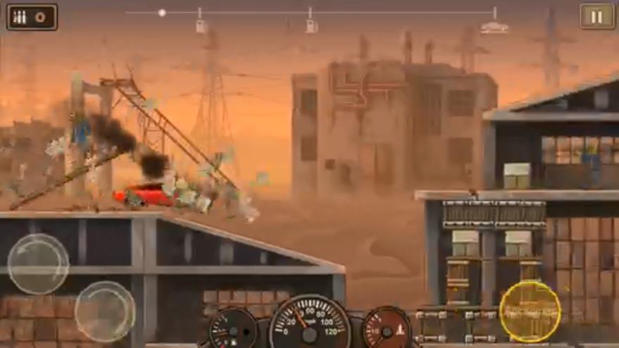 战车撞僵尸2苹果最新版下载v1.3截图2
