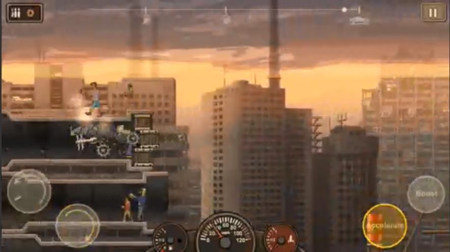 战车撞僵尸2苹果最新版下载v1.3截图5
