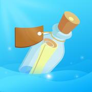 心动漂流瓶苹果无限捞瓶子软件下载v1.5.5