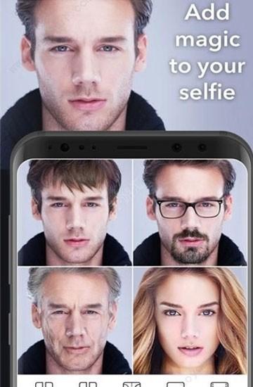 AI换脸相机安卓软件下载截图1