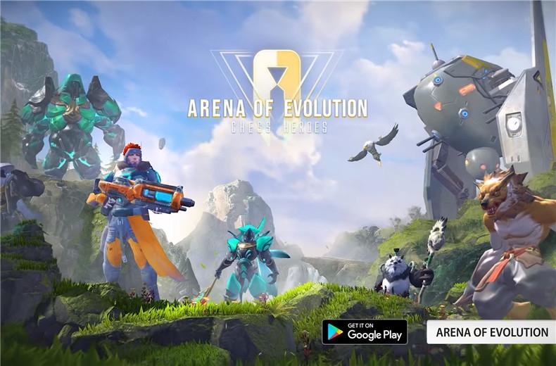 Arena of Evolution中文游戏下载