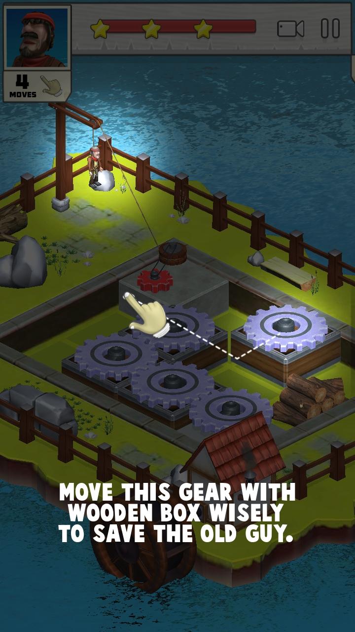 齿轮岛安卓单机版游戏下载1.03截图2