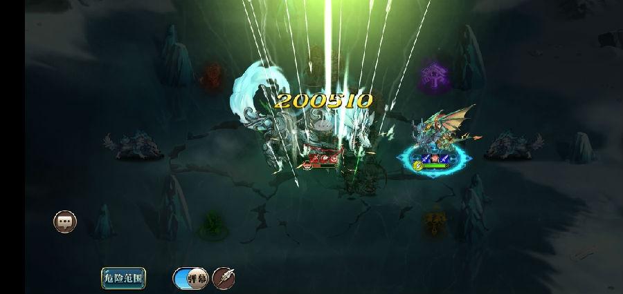 梦幻模拟战手游世界boss芬里尔攻略心得
