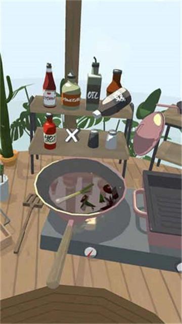 无烦恼厨房安卓中文版下载v1.0截图2