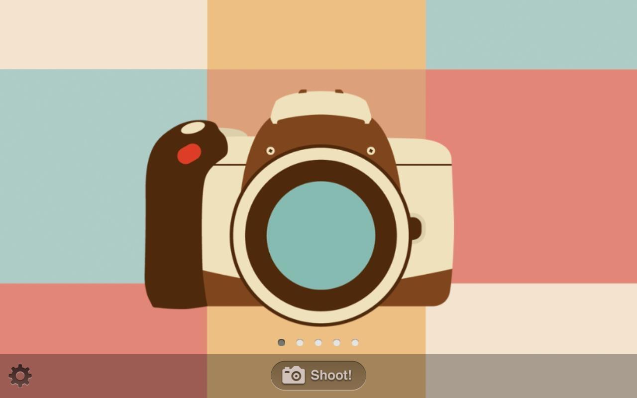 复古可爱相机2019最新免费版下载v1.5.4截图1