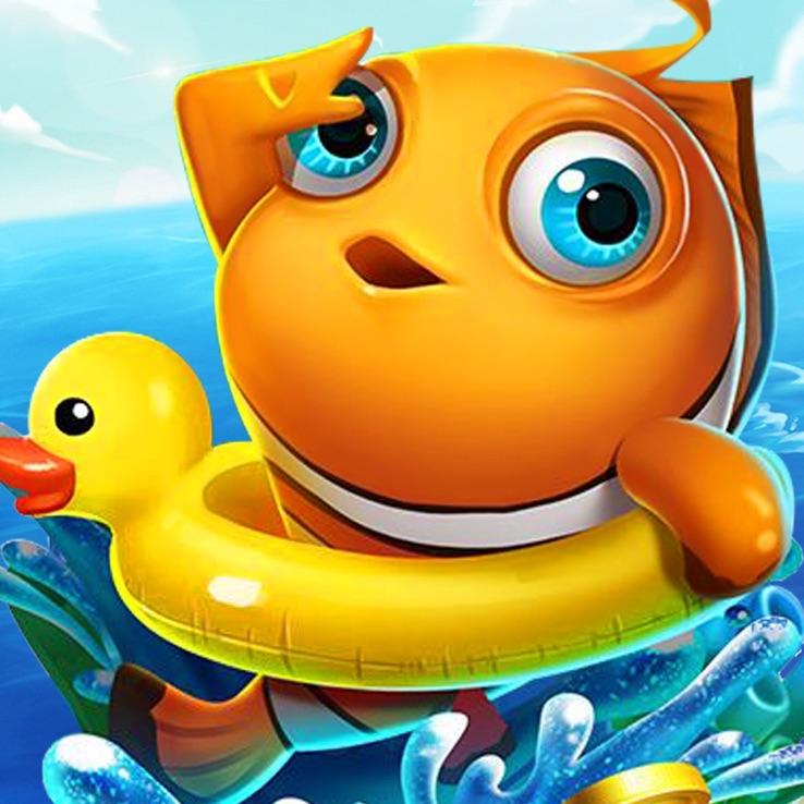 鱼儿也疯狂内购版v1.0.4 苹果版