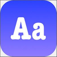 我爱字体免费版v7.8