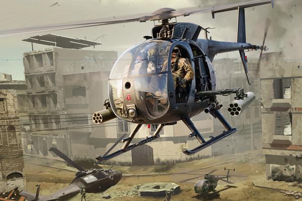 直升机手游