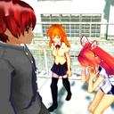 高校女生模拟器2020汉化版破解版下载v2.0.7