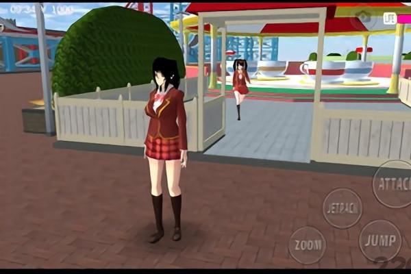 学校女生模拟器恋爱版