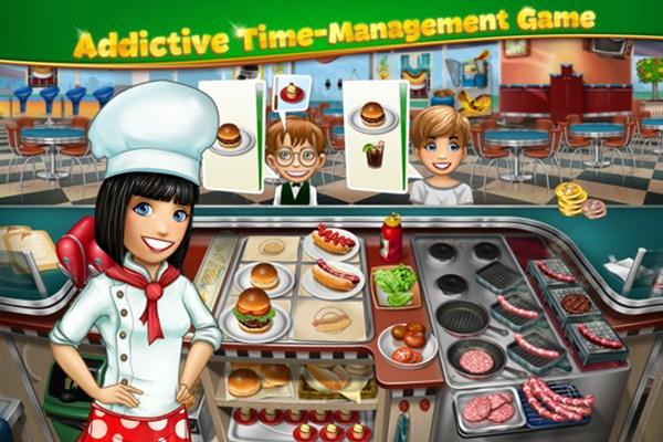 烹饪模拟游戏