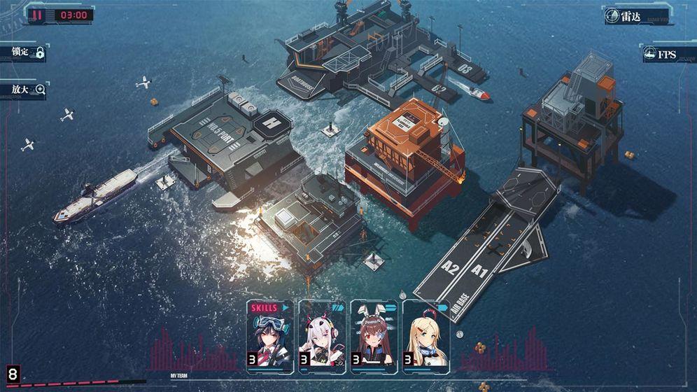 海岸线战舰养成计划内测版v1.1.3截图4