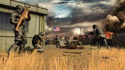 佣兵的战争游戏下载截图0