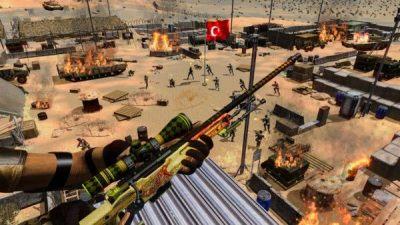佣兵的战争游戏下载截图2